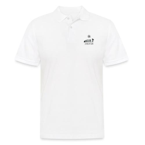EVOLUTION - Koszulka polo męska