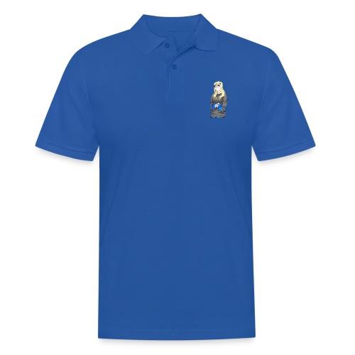 Sad-chan v2 - Men's Polo Shirt