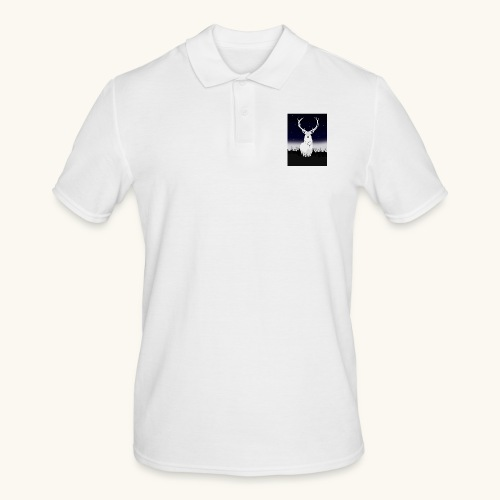 Cerf Blanc - Polo Homme