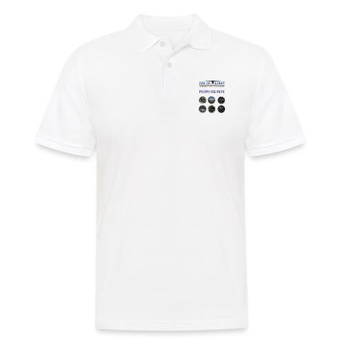 Pilots six pack shirts - Herre poloshirt
