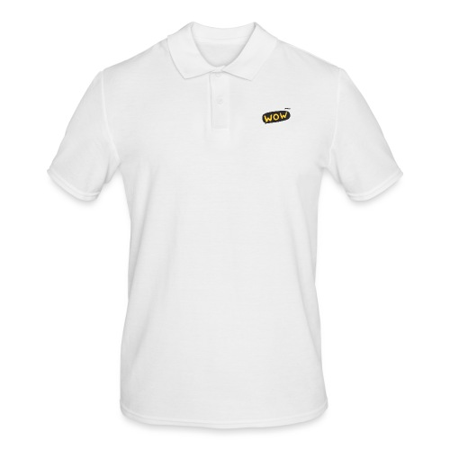 WoW Shirt - Men's Polo Shirt