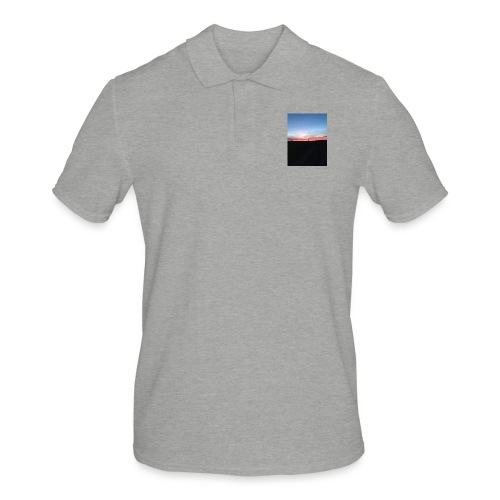 late night cycle - Men's Polo Shirt