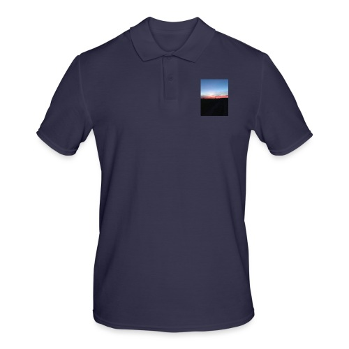 late night cycle - Men's Polo Shirt