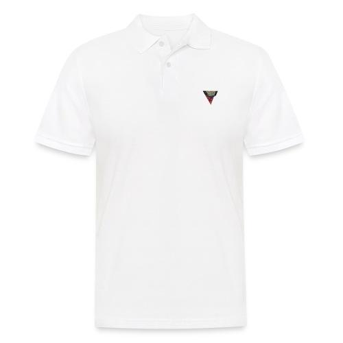 Flip Side Graphite Logo - Men's Polo Shirt