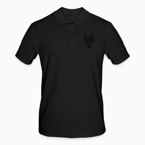 Tribal Wolf - Polo Homme