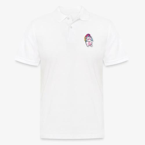 Funny Unicorn - Men's Polo Shirt