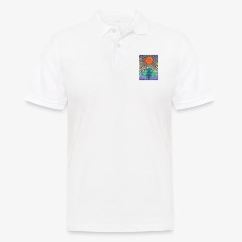 Miraż - Koszulka polo męska