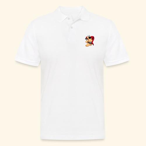 Der mächtige Thorbär - Männer Poloshirt