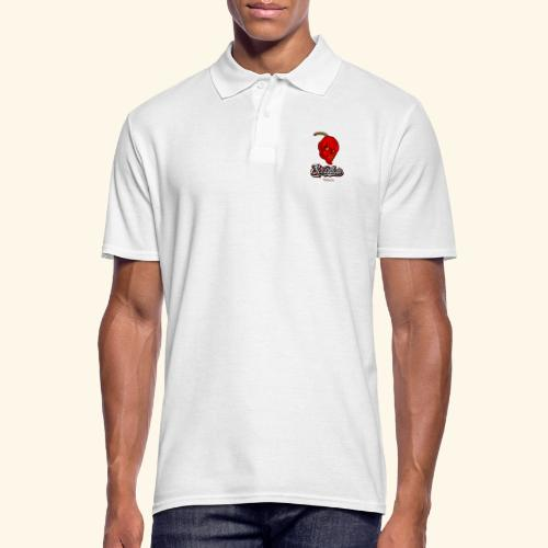 Chili Chilischote Chilihead Scovillain - Männer Poloshirt