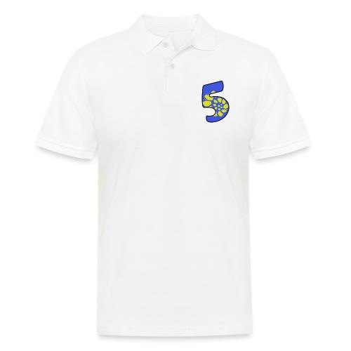 Just 5 - Men's Polo Shirt