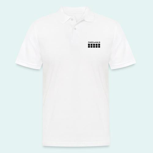 brennstempel 2nhalb - Männer Poloshirt
