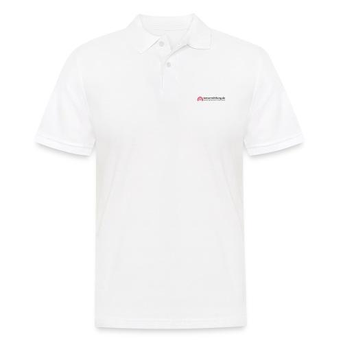 Weblogo - Männer Poloshirt