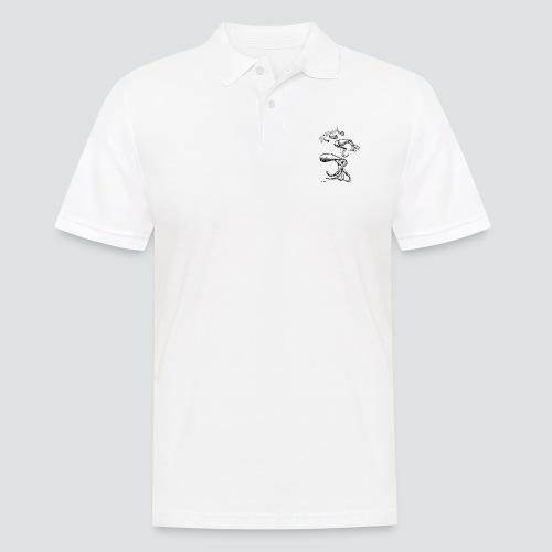 Octopussy png - Männer Poloshirt