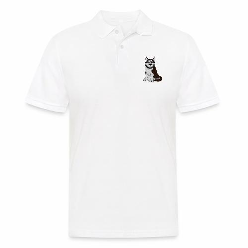 Husky - Männer Poloshirt