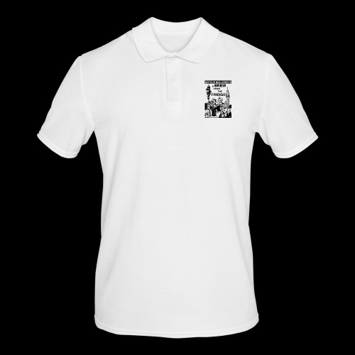 A Brew from the Fridge v2 - Men's Polo Shirt