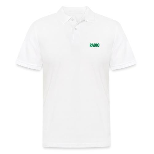 Eat Sleep Radio Repeat T-shirt - Pikétröja herr