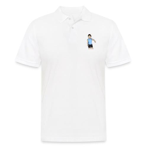 OfirGaming HD logo - Men's Polo Shirt