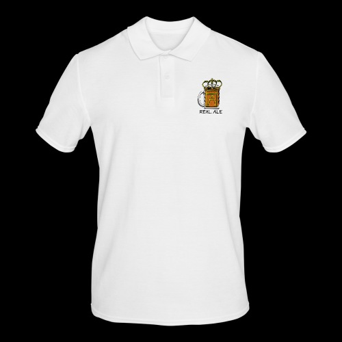 Real Ale - Men's Polo Shirt