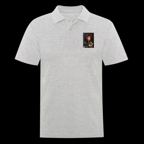 Nymph - Men's Polo Shirt