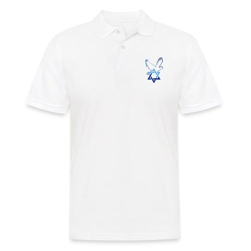 Shalom I - Männer Poloshirt