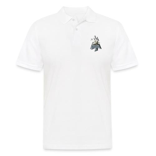 Altägyptischer Gott OSIRIS - Männer Poloshirt
