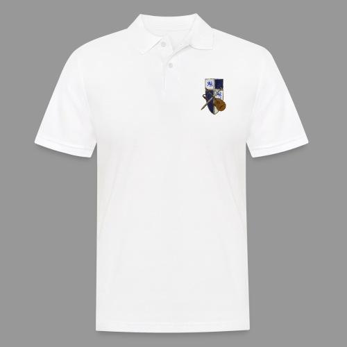 vonardingen_wappen - Männer Poloshirt