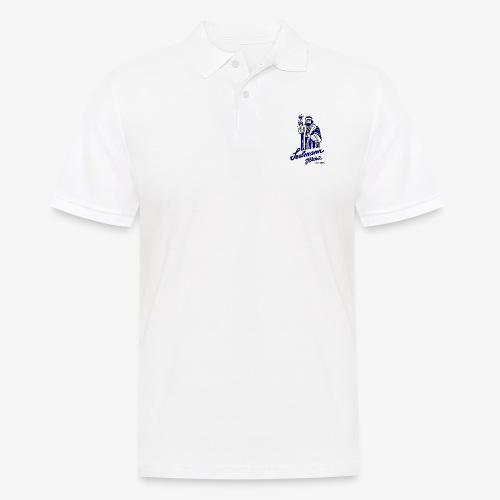 krugNovA2 gif - Männer Poloshirt