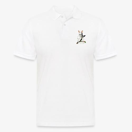 The white Rabbit - Poloskjorte for menn