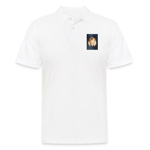 Polygon Lion - Männer Poloshirt
