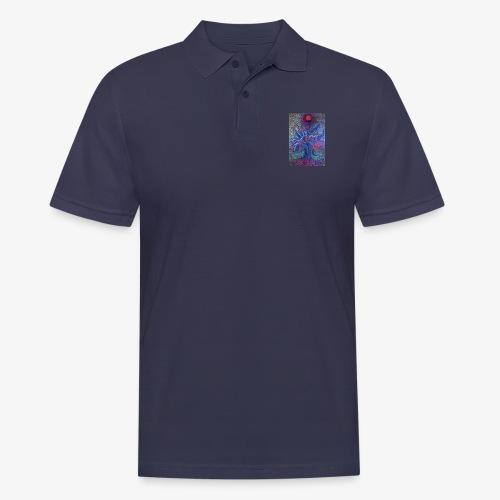 DrzewoKwiat - Koszulka polo męska