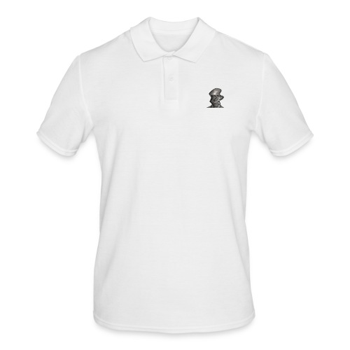 cursor_tears - Men's Polo Shirt