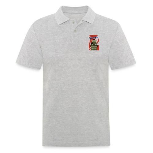 Dalek Mod - To Victory - Men's Polo Shirt