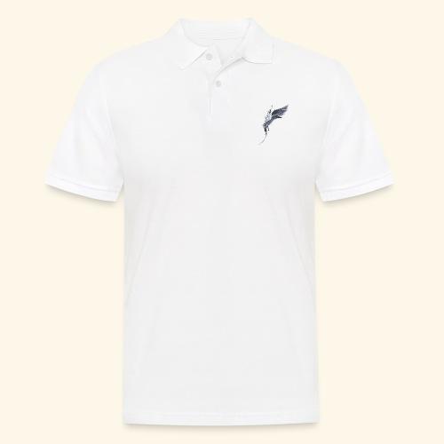 Weißschwanz Tropenvogel - Männer Poloshirt