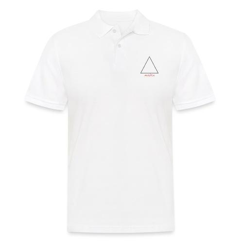 musin triangle - Men's Polo Shirt