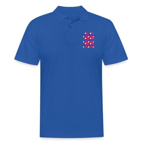 Abstact T-Shirt #1 - Men's Polo Shirt