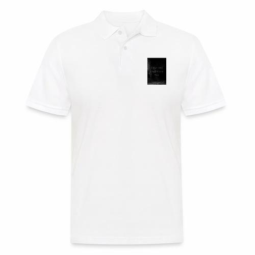 Deep Future Guy - Männer Poloshirt