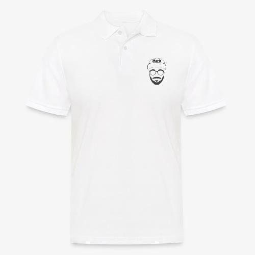 Mark - Nicht Kaddafelt - Männer Poloshirt