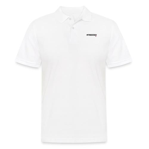 #FREECEDI Hashtag Edition - Männer Poloshirt