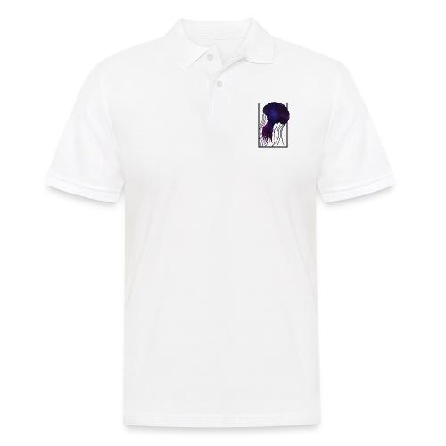 Cosmic Wave - Männer Poloshirt