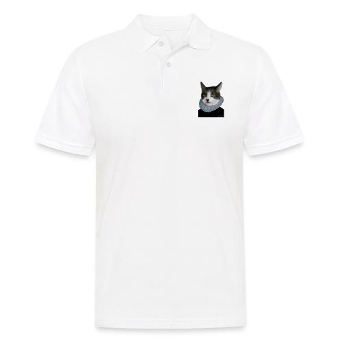 Noble Cat - Männer Poloshirt