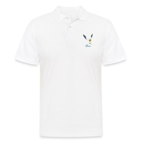 Lachmöwe Ahoi - Männer Poloshirt