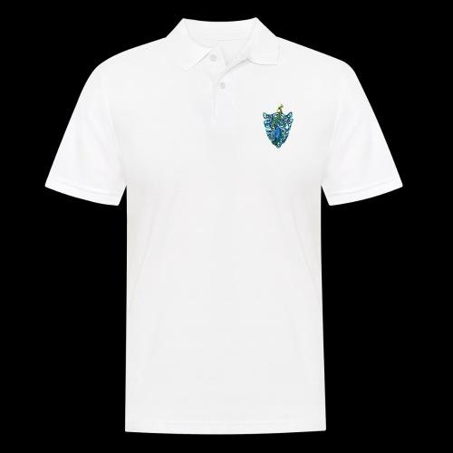 Peacock - Men's Polo Shirt