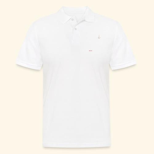 Kleines Kreuz - Männer Poloshirt