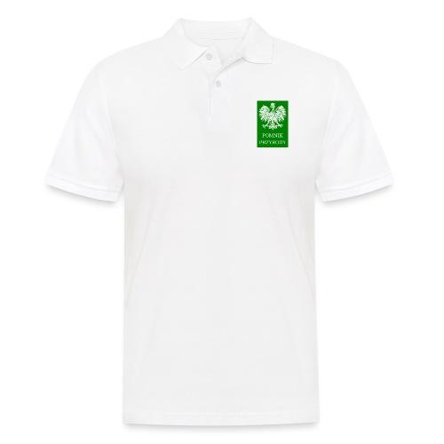 POL_Pomnik_Przyrody-svg - Koszulka polo męska