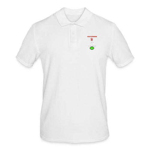 stay strong have a watermelon t shirt - Men's Polo Shirt