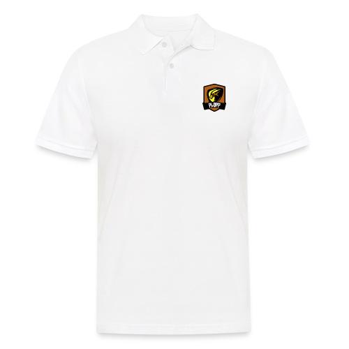 Plopp T-Shirt Emblem Vit - Pikétröja herr