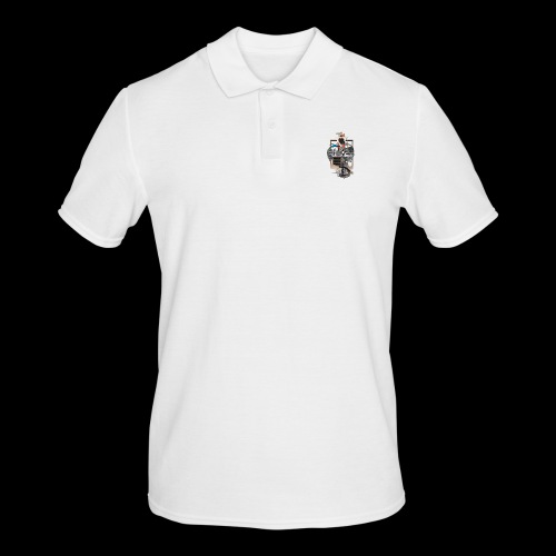 LOVE - Männer Poloshirt