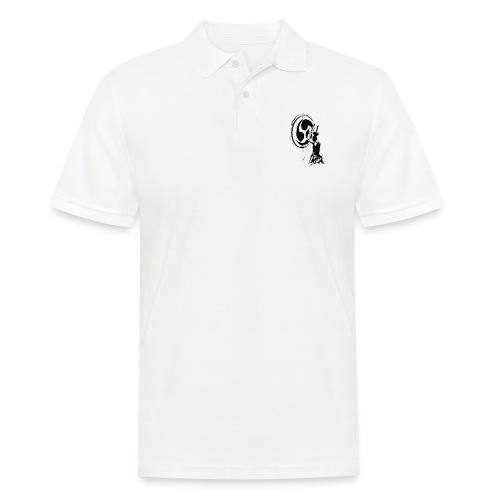 Odaiko Trommlerin - Männer Poloshirt