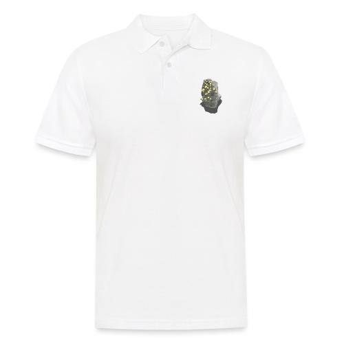 Kugelcalcit - Männer Poloshirt