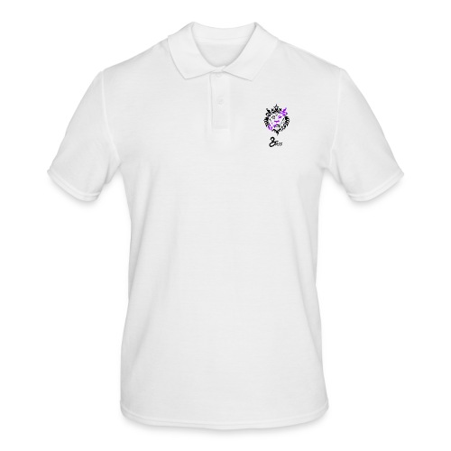 BASS X LION - Men's Polo Shirt